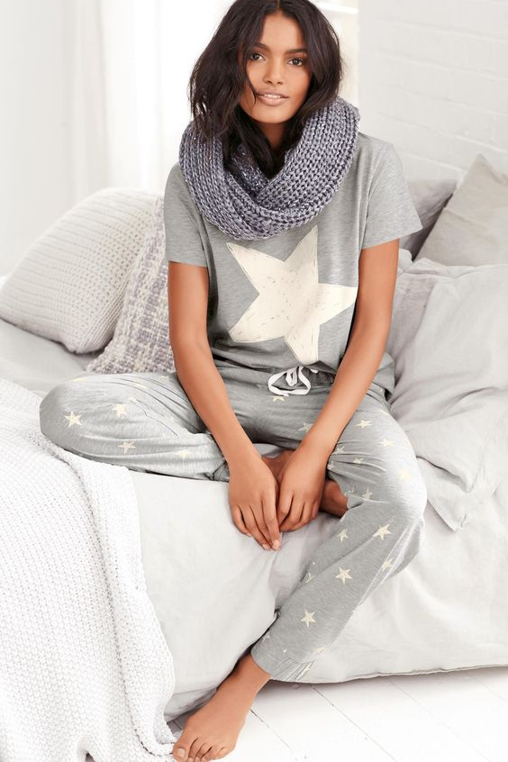 23 Comfy And CoolLooking Home Wear Ideas For Girls