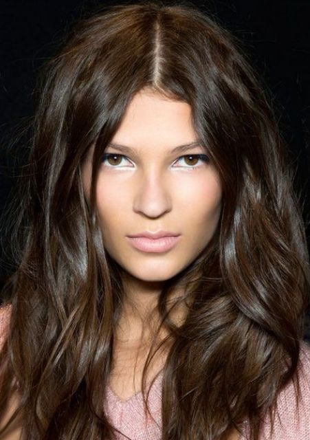 30 Natural And Rich Brown Hair Ideas Styleoholic