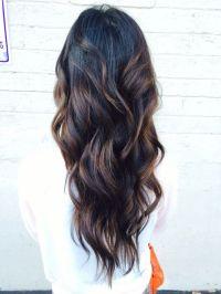 28 Most Chic Dark Hair Ideas To Try - Styleoholic
