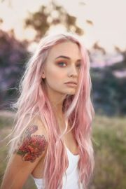 3 trendy bold hair colors and 25