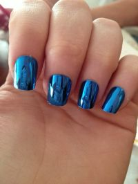 25 Edgy Metallic Nails Ideas To Shine Bright - Styleoholic