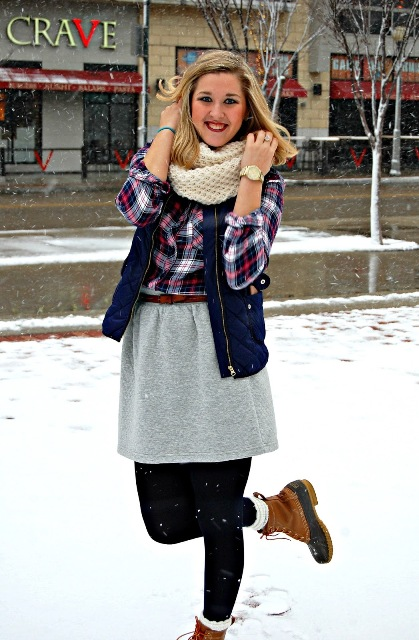 24 Winter Outfits With Duck Boots  Styleoholic