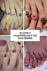 Valentine Toe Nail Designs Valentine Gift Ideas