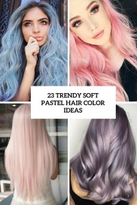 Pastel Hair Color | www.pixshark.com - Images Galleries ...