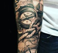 Tattoo Sleeve Ideas For Man