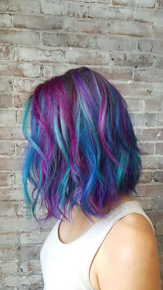 20 Balayage And Ombre Mermaid Hair Ideas To Rock