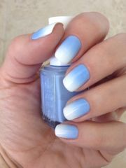 chic ombre nails ideas