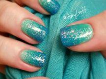 20 Awesome Bold Beach Manicure Ideas - Styleoholic
