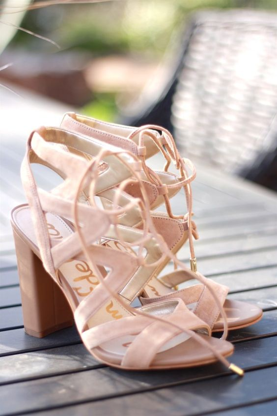 20 Trendy Lace Up Sandals For This Summer  Styleoholic