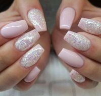 20 Nail Design And Art Ideas For Coffin Nails - Styleoholic