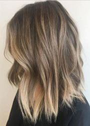 subtle balayage hair ideas