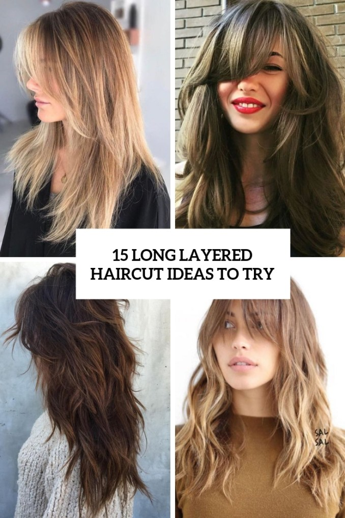 15 long layered haircut ideas to try - styleoholic
