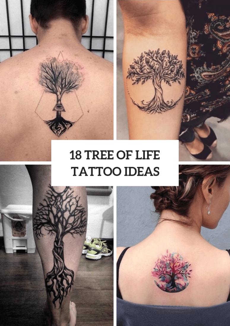 Women Tree Tattoos : women, tattoos, Tattoos, Women, Styleoholic
