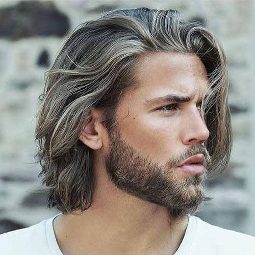 15 Trendy And Edgy Long Men Hairstyles Styleoholic