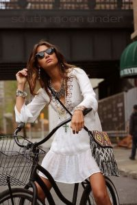 26 Awesome Summer Boho Chic Outfits For Girls - Styleoholic