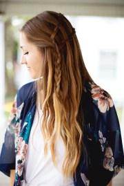 beautiful diy braided boho chic