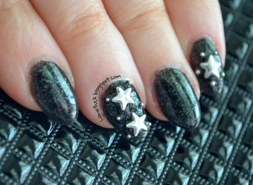 Starry Night Nail Art Gallery
