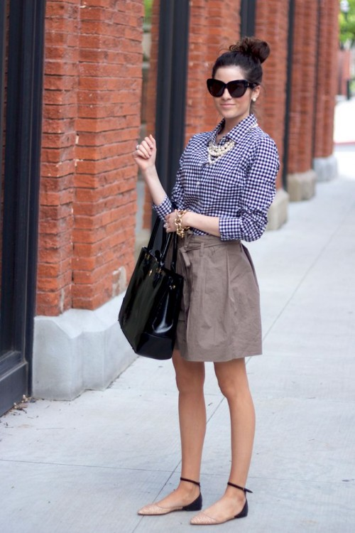 Outfits Interview Skirt