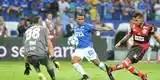 No segundo tempo, Cruzeiro teve as melhores chances