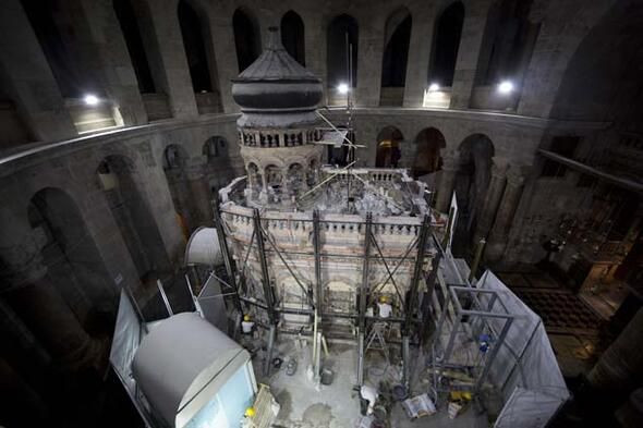 Hz. İsa'nın mezarı açılınca ortaya çıktı! - Sayfa 13