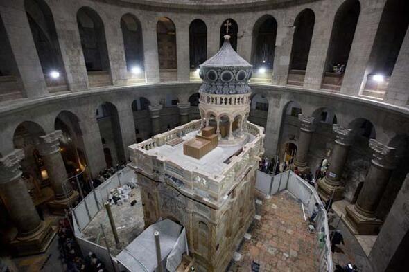 Hz. İsa'nın mezarı açılınca ortaya çıktı! - Sayfa 14