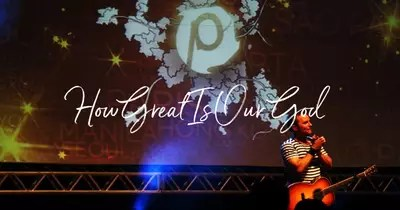 Chris Tomlin – How Great Is Our God