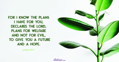What Does It Mean That God Knows the Plans He Has for Us?