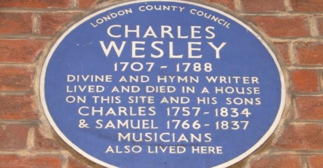 charles wesley, methodist music
