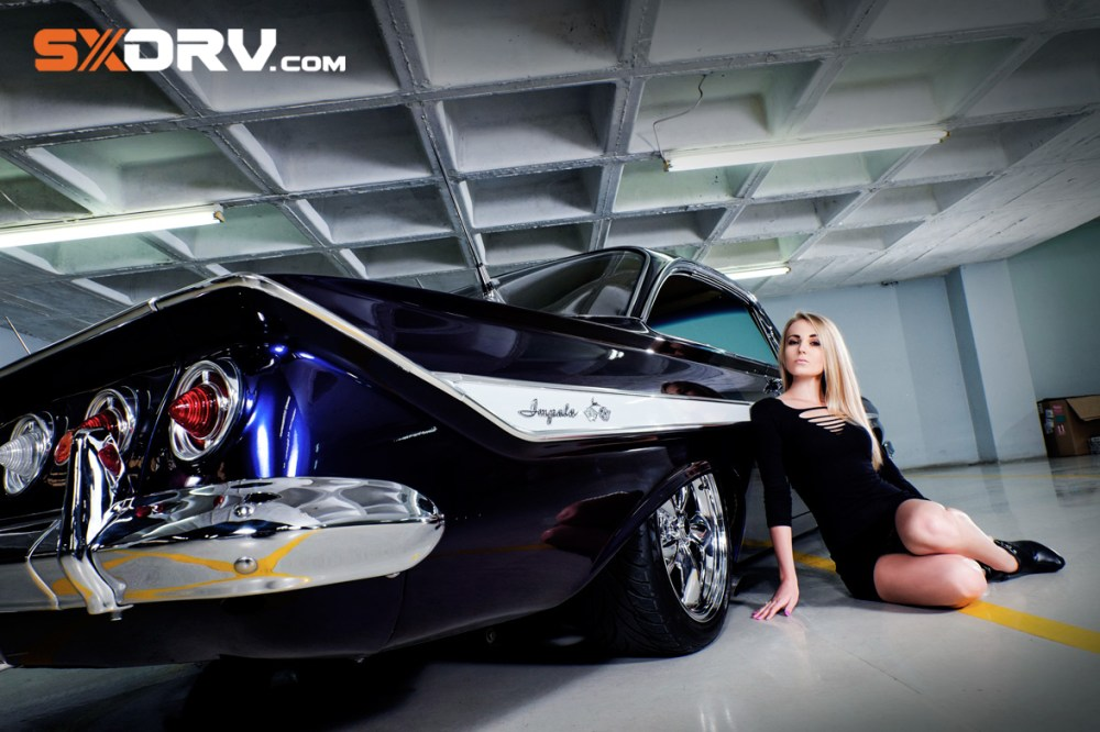 medium resolution of shannen rae wentworth 61 chevrolet impala exclusive interview pictures