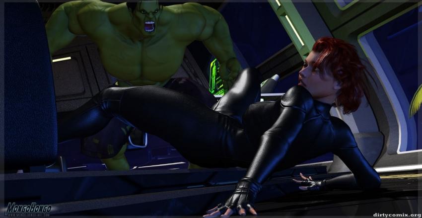 Black Widow forzada