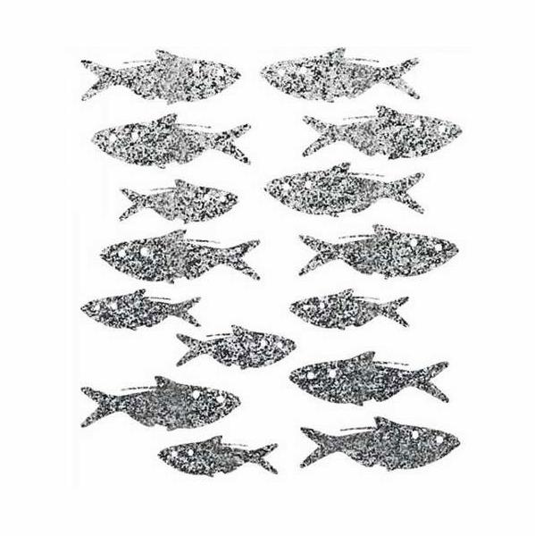 Fish Razr Freshwater Shad Under Hull Silver