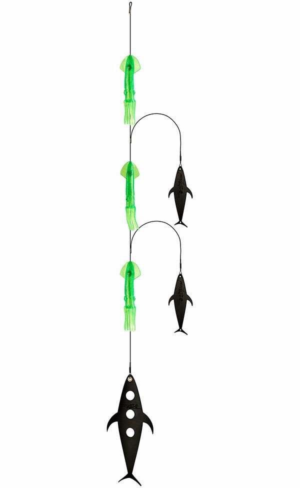 Fish Razr Squidnation Deadly Daizy Chain Killer Pink