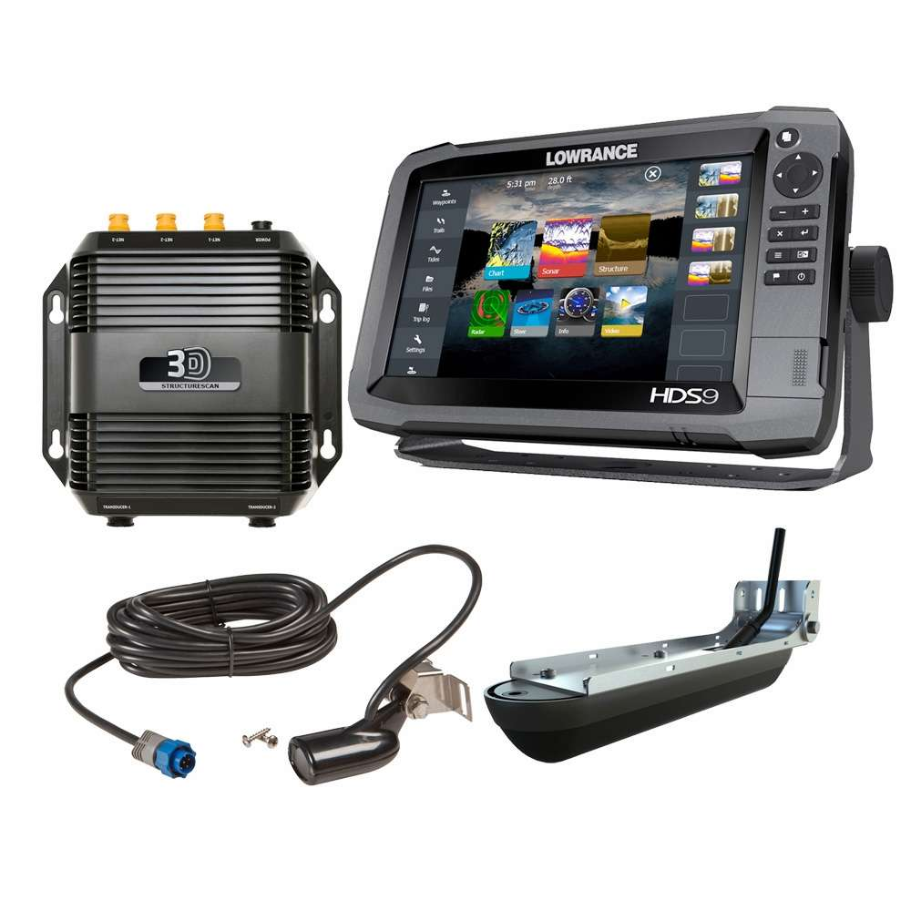 hight resolution of  lowrance 000 12915 001 hds 9 gen3 w transducer tackledirect lowrance 000 12915 001 hds 9