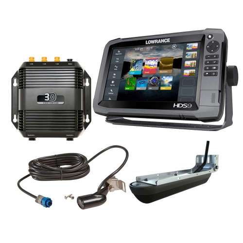 small resolution of  lowrance 000 12915 001 hds 9 gen3 w transducer tackledirect lowrance 000 12915 001 hds 9