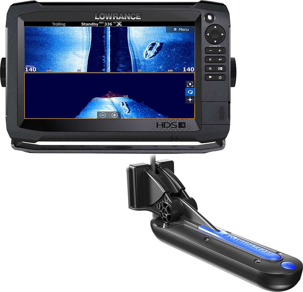 hight resolution of lowrance 000 13683 001 hds 9 carbon mfd bundle