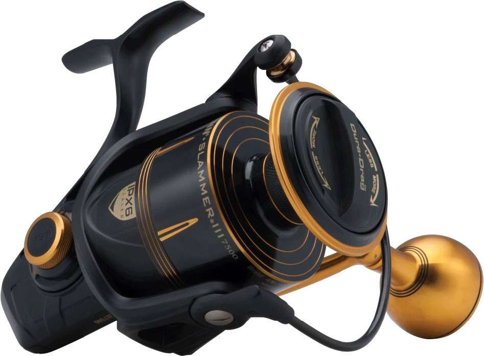 Penn SLAIII7500 Slammer III Spinning Reel | TackleDirect