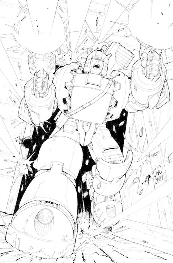 Covers for Metroplex and Cliffjumper Spotlights
