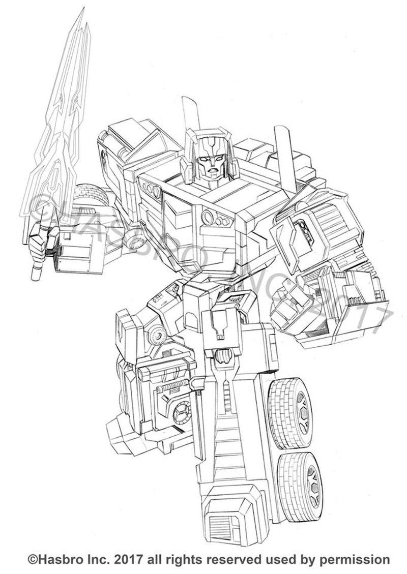 Original Box Art for Sunticons: Motormaster, Breakdown