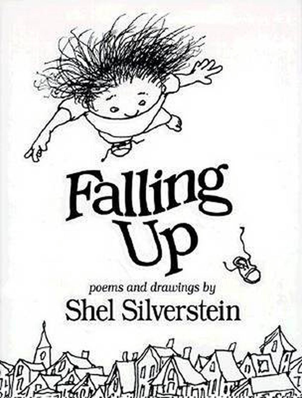 Falling Up by Shel Silverstein (English) Library Binding