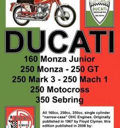 ducati factory workshop manual 160cc 250cc 350cc narrow case single cylinder ohc models [ 1000 x 1334 Pixel ]