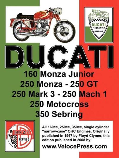 small resolution of ducati factory workshop manual 160cc 250cc 350cc narrow case single cylinder ohc models