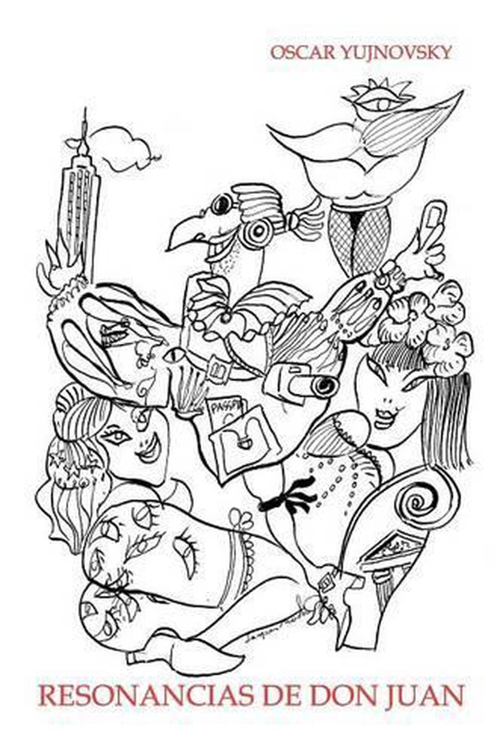 Resonancias de Don Juan by Oscar Yujnovsky (Spanish