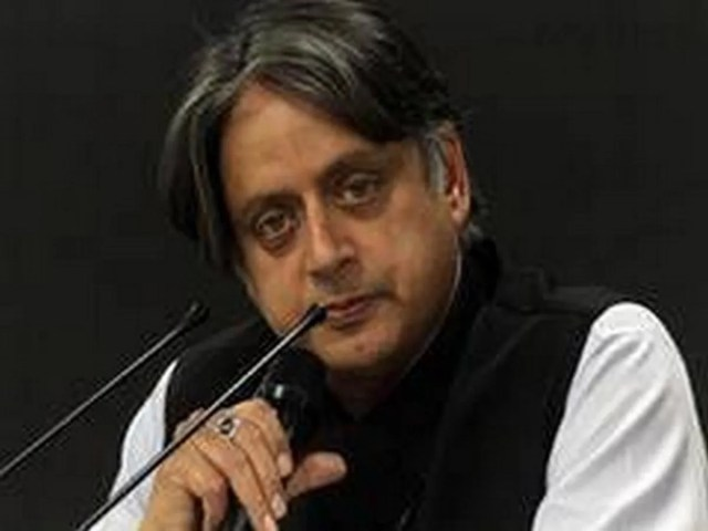 Shashi Tharoor questioned Indian government during his virtual presence at the Lahore Literature Festival