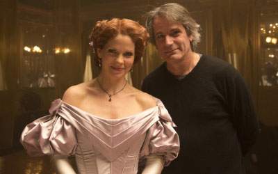 Kelli OHara and Bartlett Sher: A Passeggiata Down the Path of a Broadway Partnership