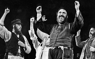 Fiddler on the Roof Revival Finds Its Broadway Theatre