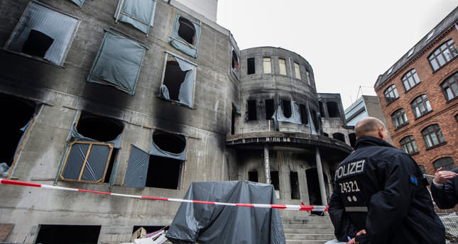 Mosque fires in Germany trigger concerns of Islamophobia