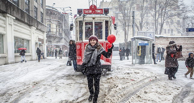 Istanbul ranks 9th in Euromonitors 'Top 100 City Destinations' list