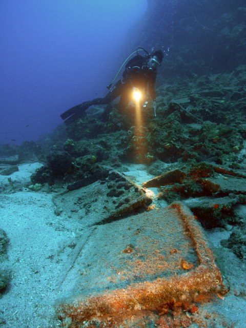 4,000 year-old shipwreck belonging to Minoans found in Turkey