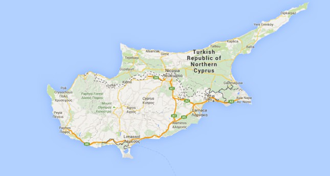 Google Maps adds Turkish Republic of Northern Cyprus - Daily Sabah