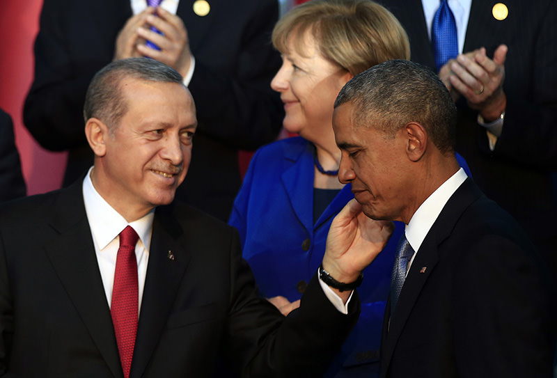 Image result for pics of obama and erdogan